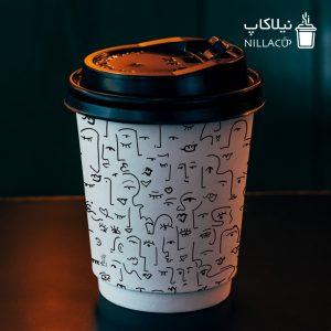 لیوان دوجداره کاغذی